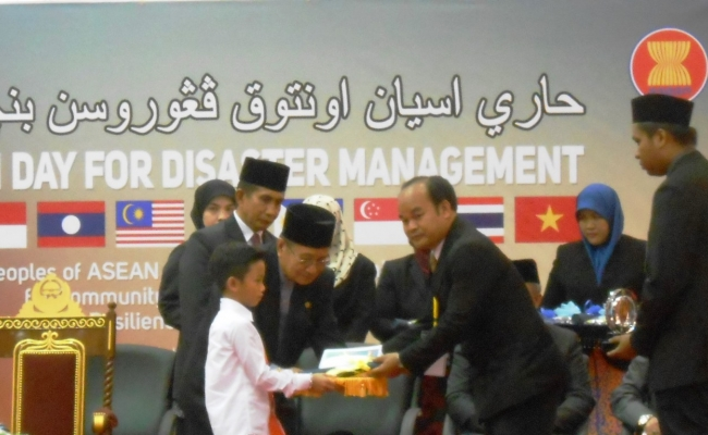 ASEAN focuses on 'resilience' during Day for Disaster Management