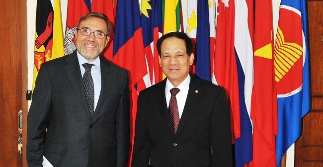 Argentina to Foster Further Cooperation with ASEAN