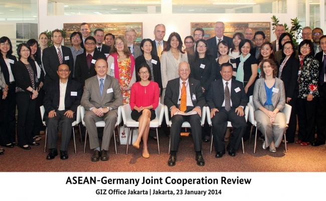 ASEAN and Germany to Continue Aiming at Better Linkages