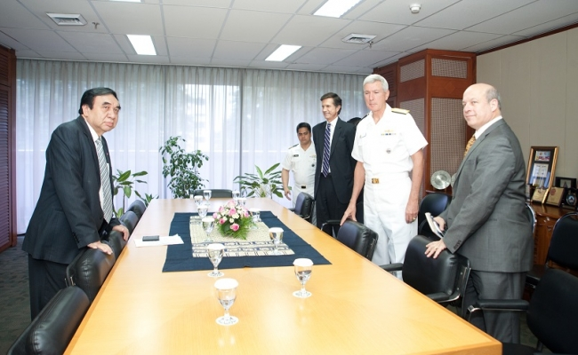 US PACOM Reaffirms Commitment to Deepen Cooperation with ASEAN